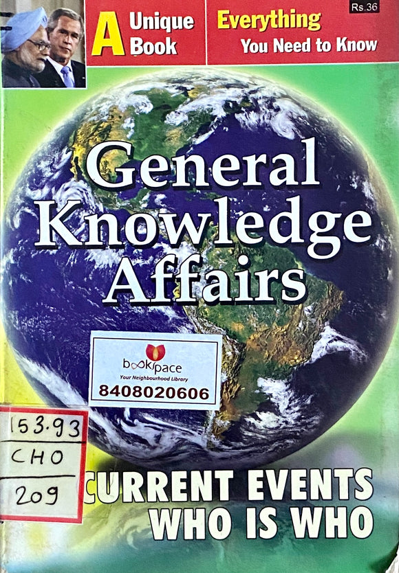General Knowledge Affairs