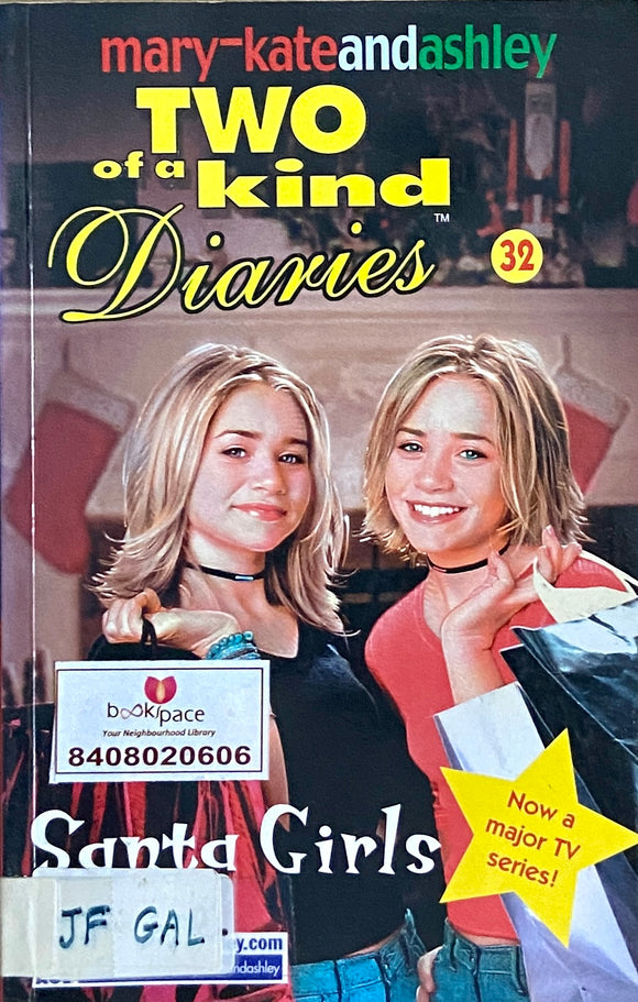 Two of Kind Diaries by Mary-Kate Ashley