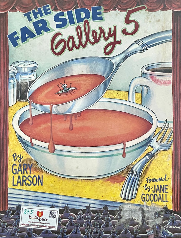 The Far Side Gallery 5 by Gary Larson (Comics)