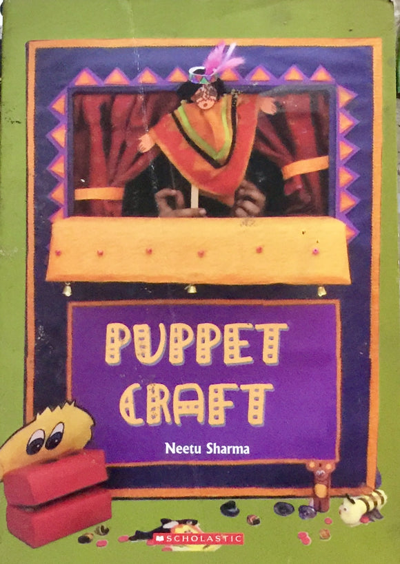 Puppet Craft by Neetu Sharma