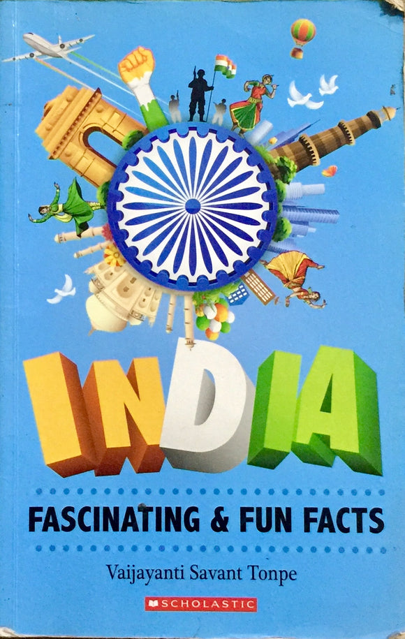 India Fascinating & Fun Facts