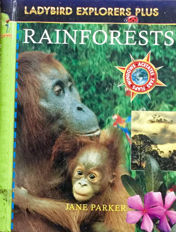 Rain Forests by Jane Parkar