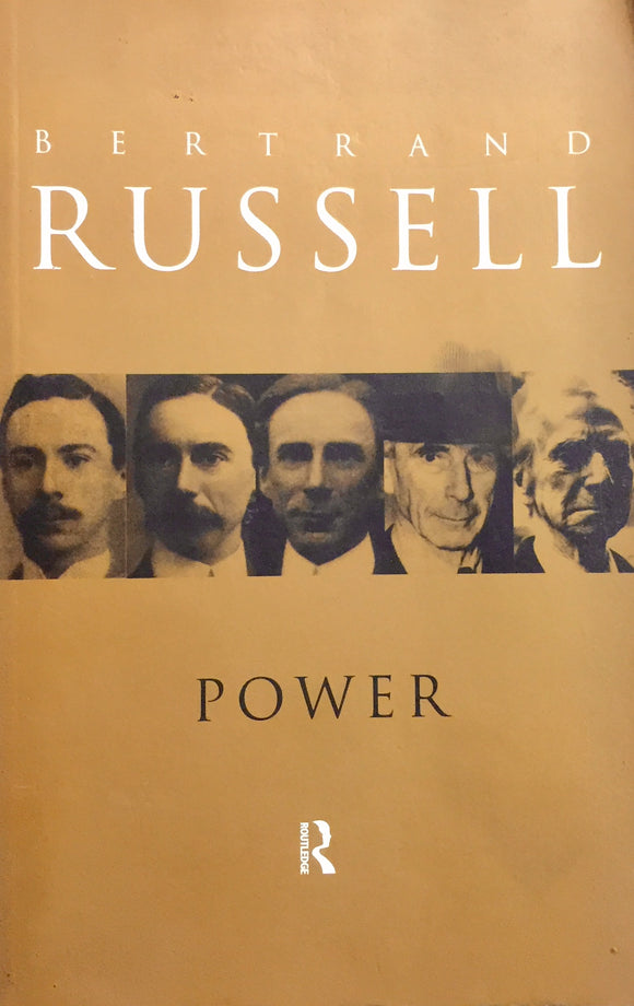 Power by Bertrand Russle