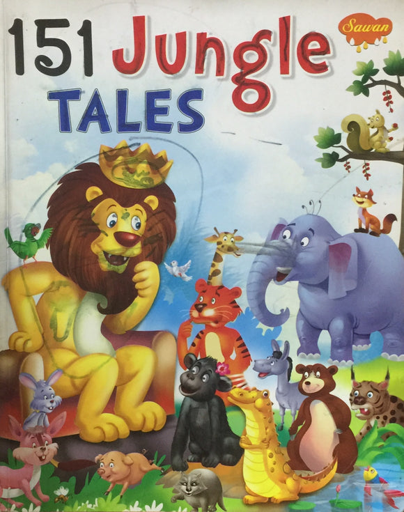 151 Jungle Tales