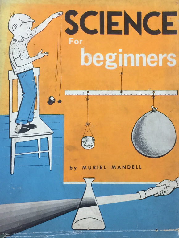 Science for Beginners by Muriel Mandell (Hard Cover)