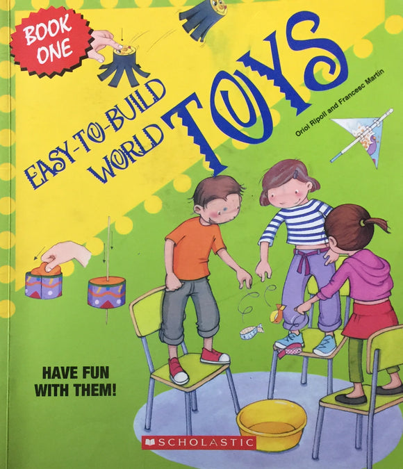 Easy to Build World Toys