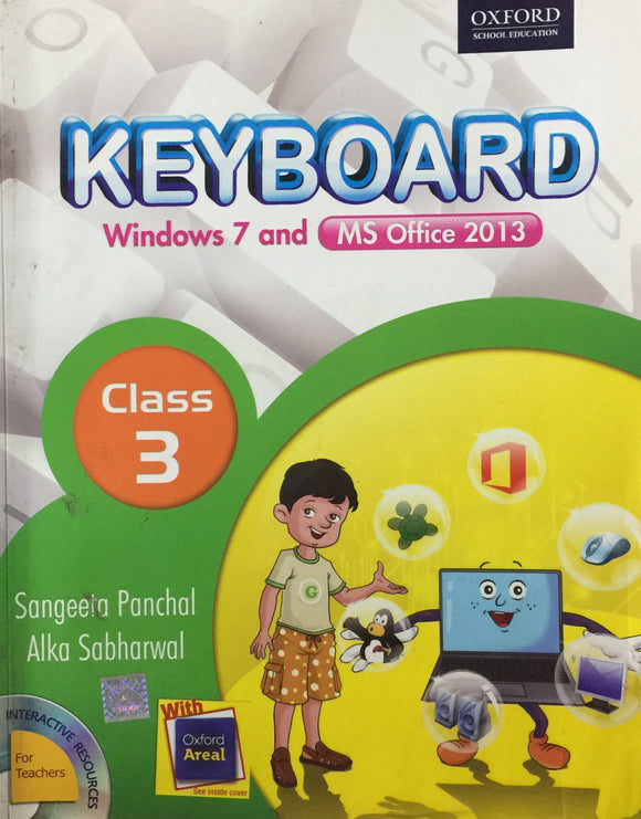 Keyboard Windows 7 and MS Office - Class 3