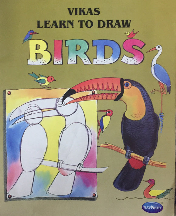 Learn to Draw Birds
