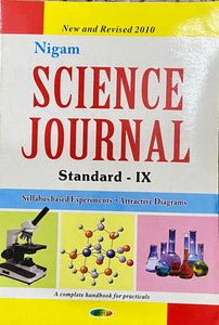 Science Journal Std IX