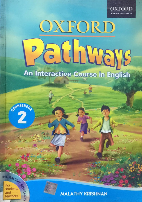 Oxford Pathways - An Interactive Course in English - Coursebook 2