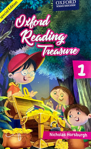 Oxford Reading Treasure by Nicholas Horsburgh