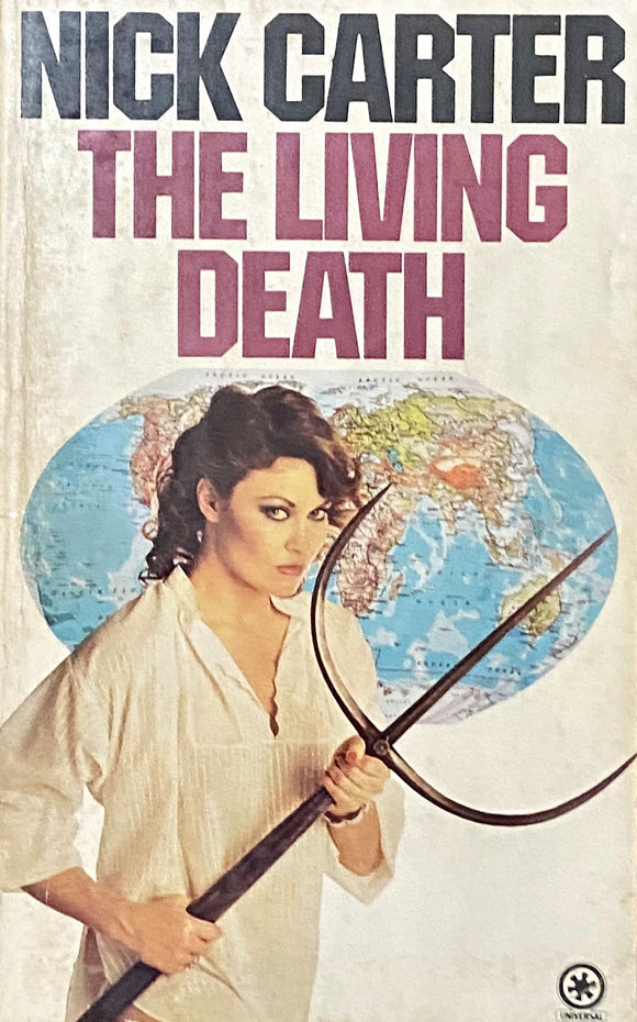 The Living Death by Nick Carter
