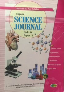 Science Journal Std XI