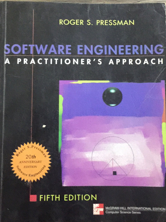 Software Engineering A Practitioners Approach by Roger Pressman