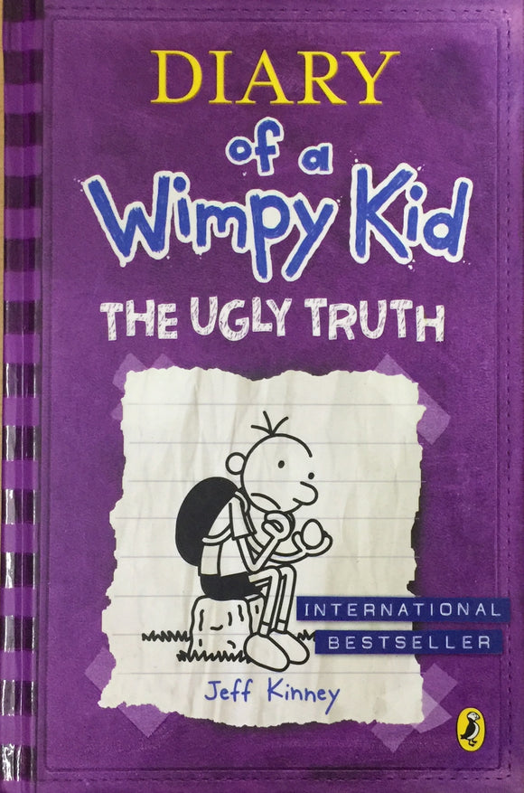 Dairy of a Wimpy Kind The Ugly Truth by Jeff Kinney
