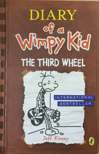 Dairy of a Wimpy Lid The Third Wheel by Jeff Kinney