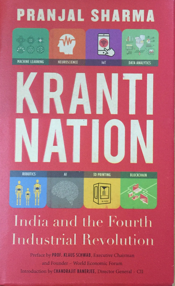 Kranti Nation by Pranjal Sharma