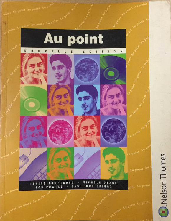 Au Point by by Bob Powell (Author), Elaine Armstrong (Author), Michele Deane (Author)
