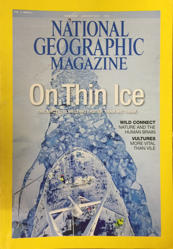 National Geographic Jan 2016