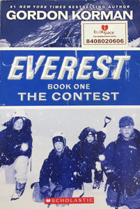 Everest Book 3 - The Contest by Gordon Korman