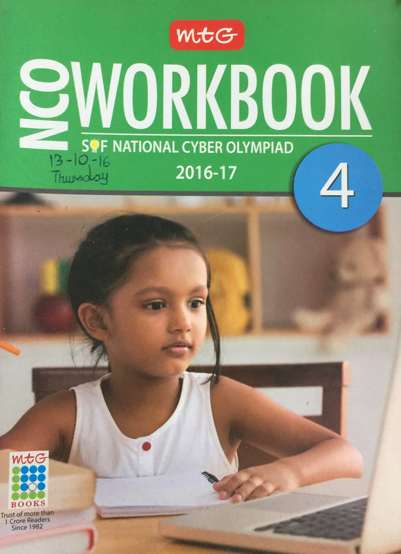 NSO Workbook 4 National Cyber Olympiad