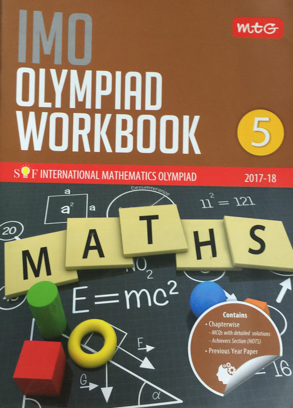 International Maths Olympiad Workbook