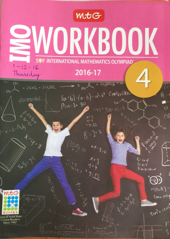Inernational Maths Olympiad Workbook