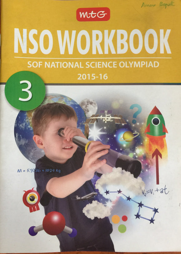 National Science Olympiad Workbook