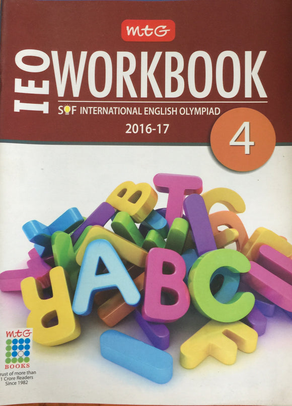 International English Olympiad Workbook