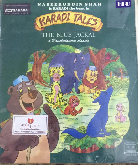 Karadi Tales The Blue Jackal