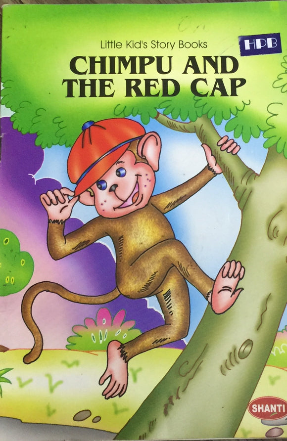 Chimpu and the Red Cap