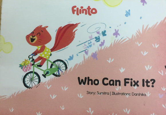 Flinto Who Can Fix It?