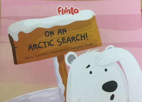 Flinto On an Artic Search