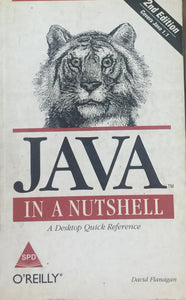 Java in A Nutshell by David Flanagan