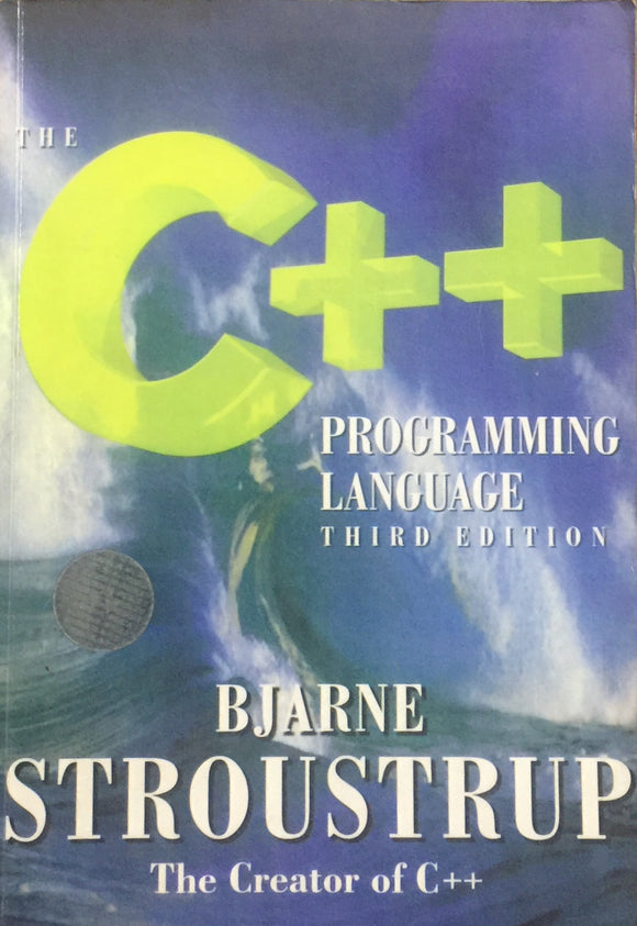 C++ Programming Language by Bjarne Stroustrup