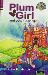 Plum Girl and Other Stories by Nicholas Horsburgh