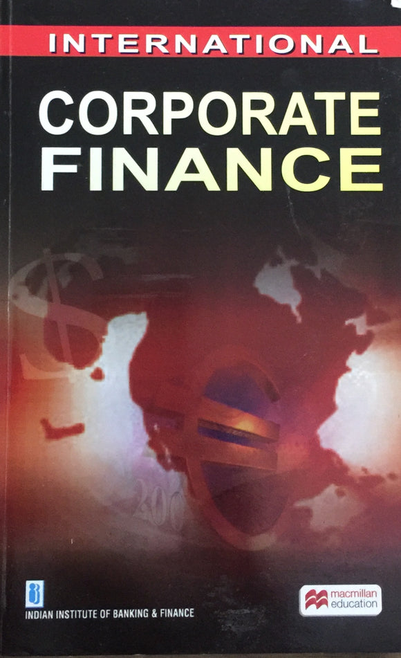 Corporate Finance by Indian Institute of Banking and Finance