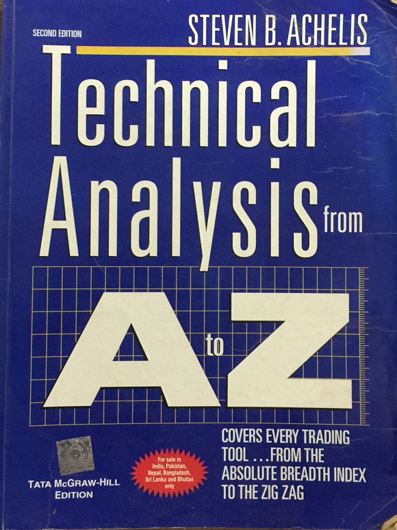 Technical Analysis From A to Z by Steven B Achelis