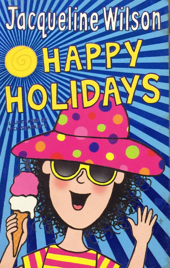 Hally Holidays by Jacqueline Wilson