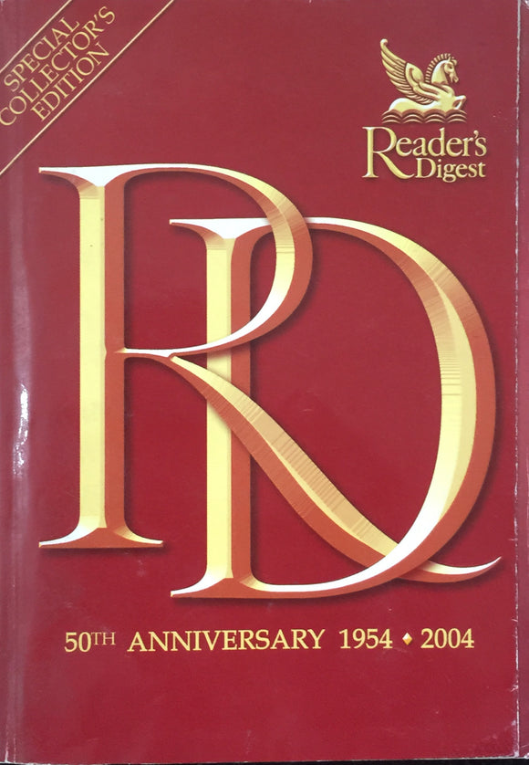 Readers Digest 50th Anniversary 1954-2004