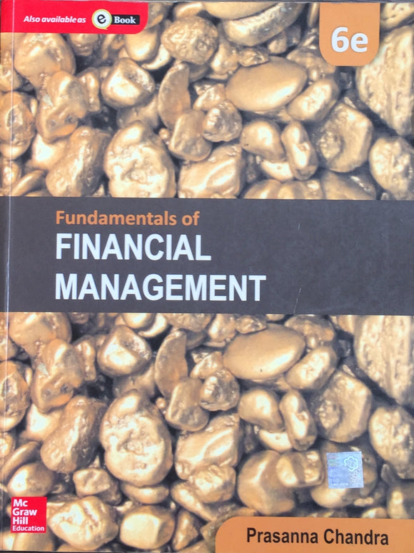 Fundamentals of Financial Management by Prasanna Chandra