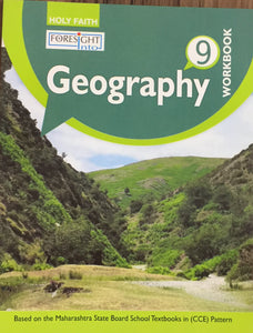 Geography Workbook - Std 9 (New)