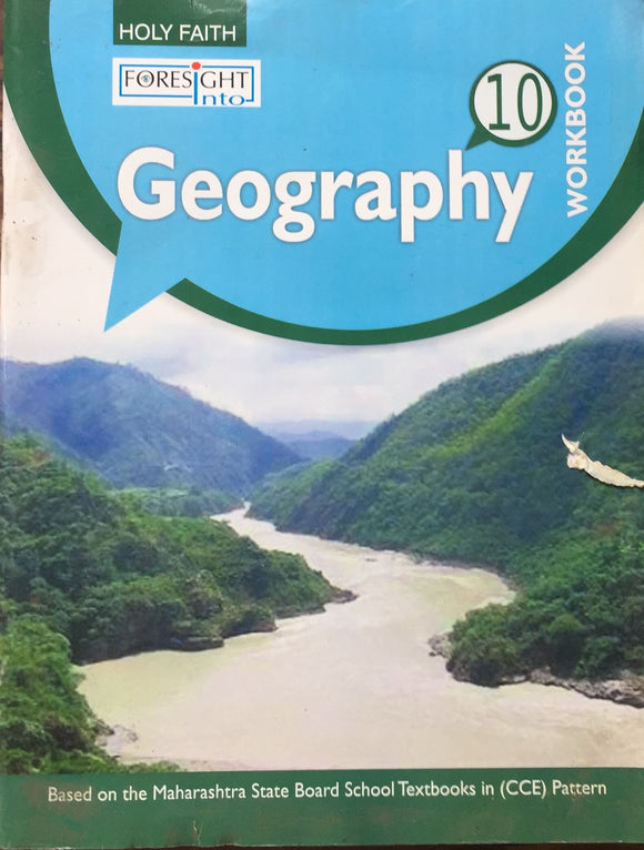 Geography Workbook - Std X