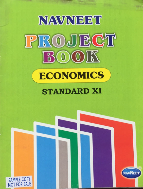 Project Book Economics - Std XI