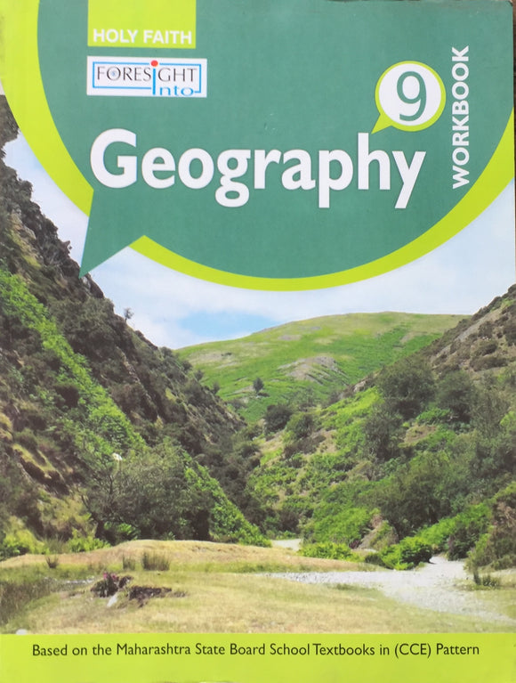 Geography Workbook - Std 9