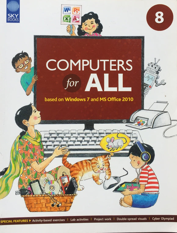 Computers for All - Std 8