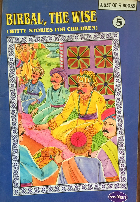 Birbal The Wise (Witty Stories for Children)