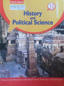 History and Political Science Workbook - Std 10