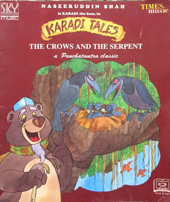 Karadi Tales - The Crows and The Serpent