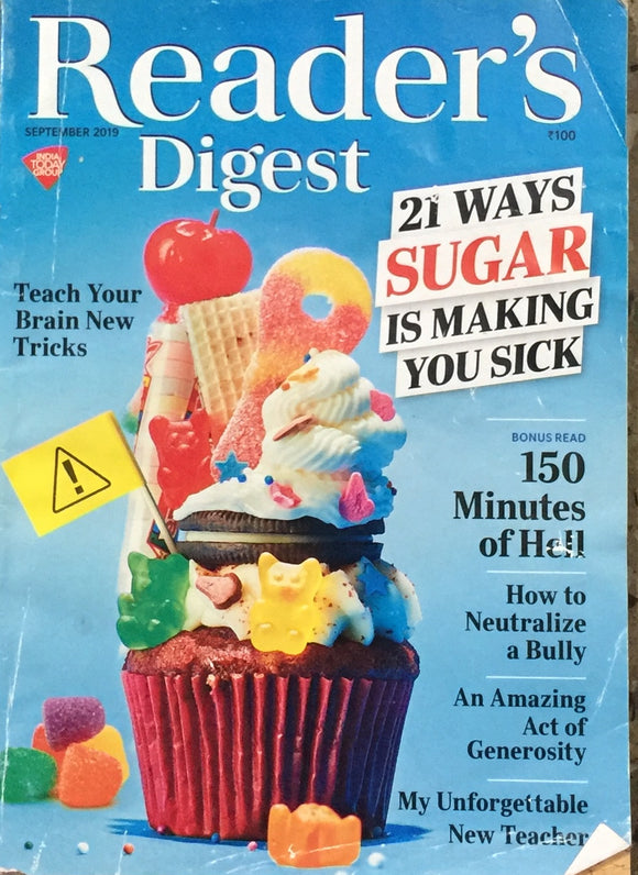 Readers Digest Sep 2019